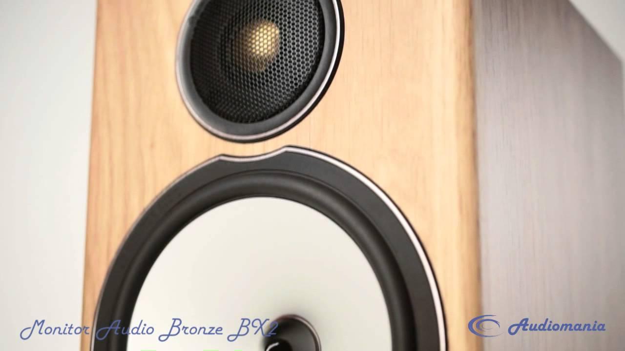 Download Полочная акустика Monitor Audio Bronze BX2