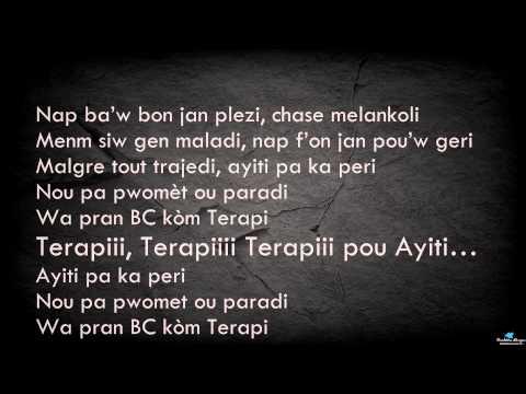 Barikad Crew Terapi Lyrics