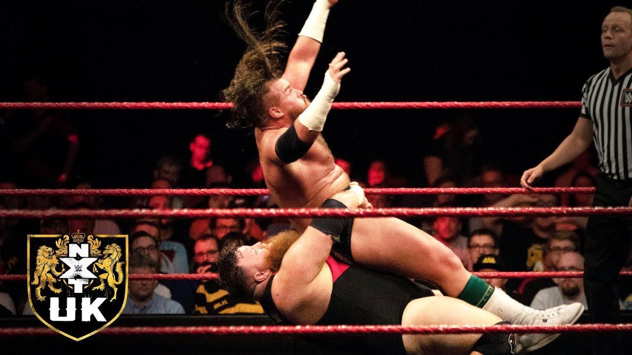 Dave Mastiff collides with Joe Coffey: NXT UK highlights, Aug. 7, 2019