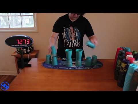 Sport Stacking: Old Footage Episode 115