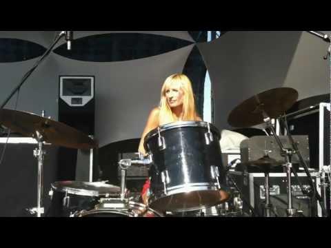 Chakra (Rami R. Shapira) live band in concert @ Spiritual Healing festival Berlin 2012