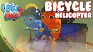 Bilu Mela - Bicycle Helicopter
