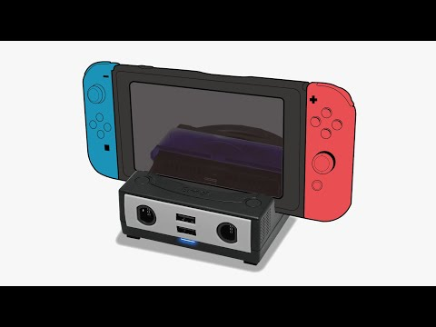 【Brook Gaming】Power Bay - The Ultimate Switch Dock