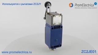 ZC2JE01 Головка с пружинным возвратом @ Концевые выключатели Schneider Electric каталог(, 2016-01-29T09:00:52.000Z)
