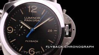 LUMINOR 1950 3 DAYS CHRONO FLYBACK AUTOMATIC (Ø 44 MM) - PAM00524