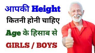 how to increase height in 30 days | लंबाई बढ़ाने से पहले आपकी लंबाई कितनी होनी चाहिए ये जानें