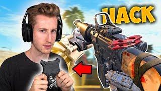 ich SPIELE MIT 150€ HACK GERÄT die neue M16 (Black Ops 4)