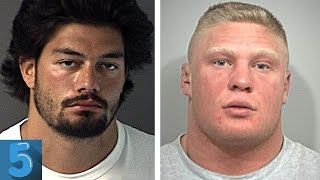 5 Current WWE Wrestlers Who Have Been Arrested