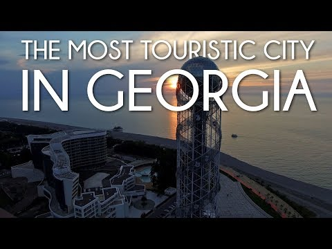 From Mestia to Batumi, the holiday resort of Georgia - Cinematic travel Vlog by Tolt #5