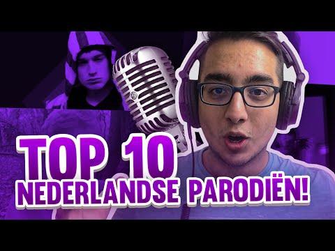 TOP 10 NEDERLANDSE PARODIEËN!