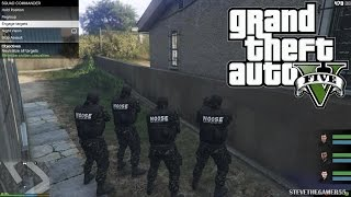 NOoSE: National Office of Security Enforcement - GROVE STREET - BACK INCURSION