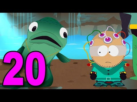 GAY FISH - South Park: The Fractured But Whole (Part 20)
