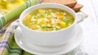 Как приготовить гороховый суп. Очень простой рецепт.