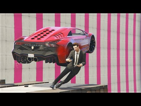 RECORDING A MONTAGE! (GTA 5 Online Funny Moments)