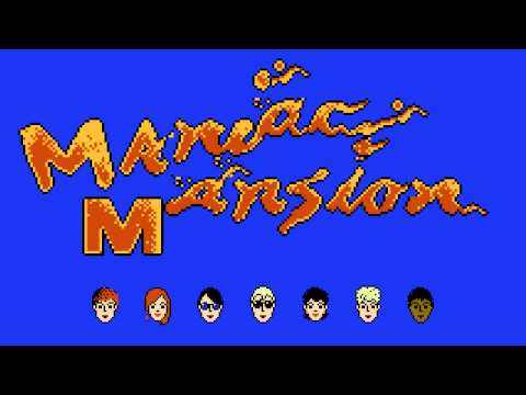 Maniac Mansion - NES Soundtrack [Emulated]