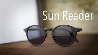 SUN READER // Bifocal Sonnenlesebrille // SUR // TROIKA