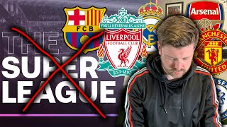 LIVERPOOL JOIN EUROPEAN SUPER LEAGUE: REDMEN TV STATEMENT