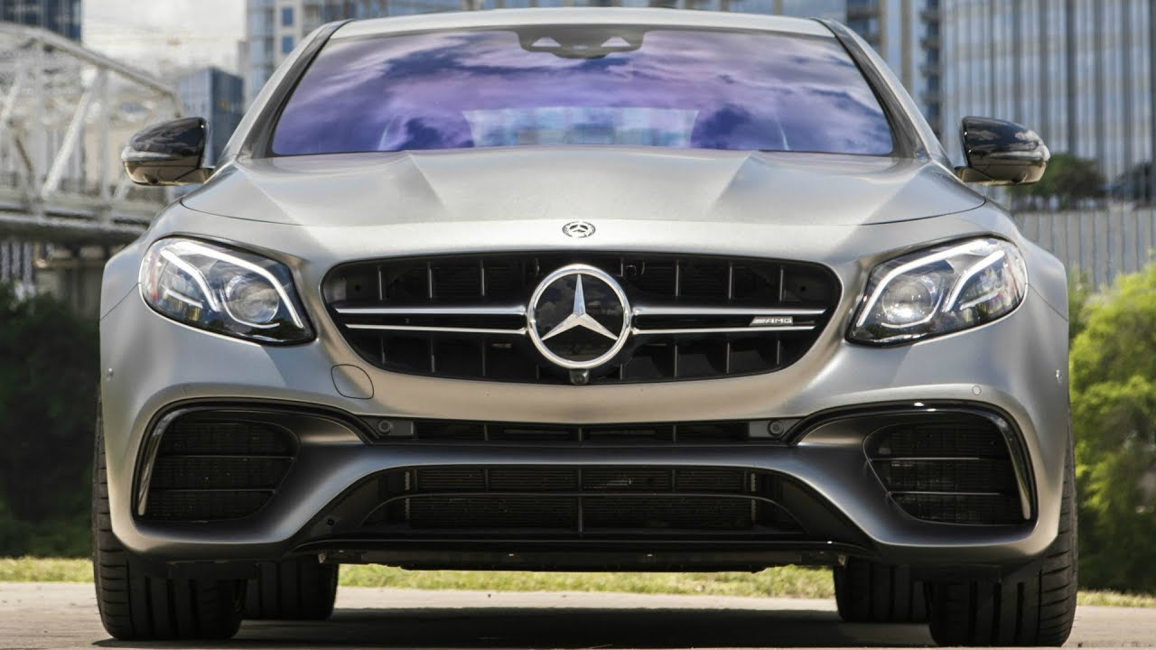 2018 mercedes e63 s amg 4matic performance and sophistication