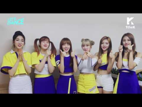 Let's Dance: Winners of LABOUM(라붐)'s Shooting Love(푱푱) Cover Contest