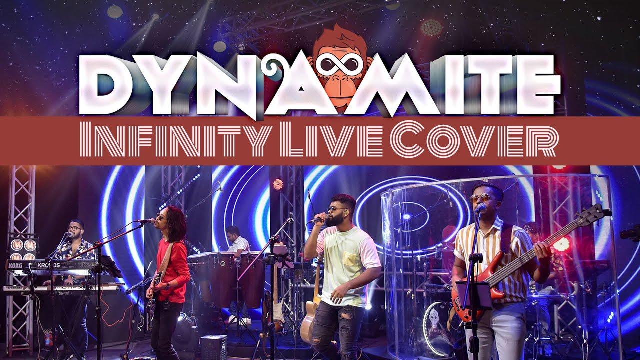 BTS - Dynamite (방탄소년단 다이너마이트) | Live Cover by Infinity
