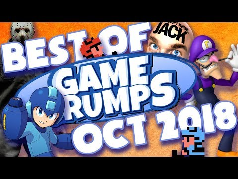 BEST OF Game Grumps - October 2018