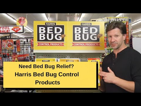 bed bug killer - pf harris