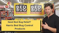 Have Bed Bugs? Get Relief with Harris Product Line