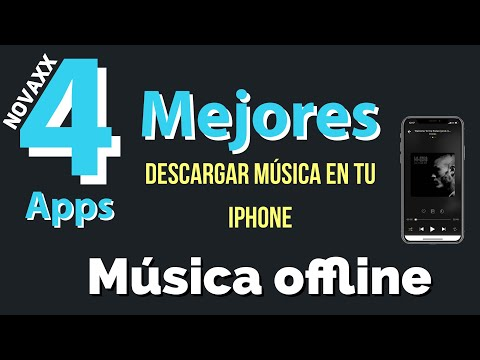 Las mejores aplicaciones para descargar música en tu iPhone X en iOS 9/11.2.5 gratis música offline