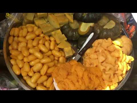 Touring Around Phnom Penh Market - Country Food Selling In The City - Cambodia (country)