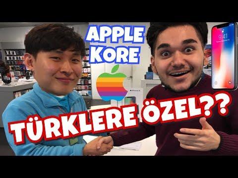 Kore'de APPLE Fiyatları! TÜRKLERE YARI FİYAT?