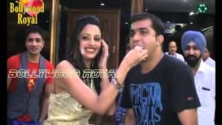 Leena Kapoor & others Celebrate Birthday and Music Launch of Madmast Barkhaa  1