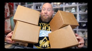 Opening a Total of $400 Worth of ToyUSA Funko POP Mystery Boxes + HIT A HUGE AD ICON GRAIL