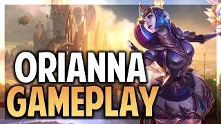 ¡ORIANNA VICTORIOSA GAMEPLAY! | NUEVAS TORRES! | PBE | League of Legends