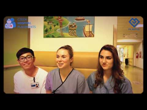 What is it like to be the student of the Czech Hospital Placements Program in the top healthcare facility - the University Hospital in Motol? Let our amaying students Lorena from Croatia, Eliza from Australia and Roy from Hong Kong tell you inluding their tips for future students. Find more on www.chpprogram.com