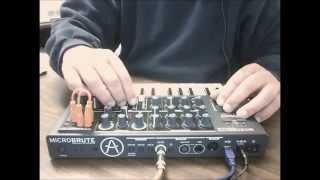 Arturia MicroBrute Ambient Sounds - New Arrivals