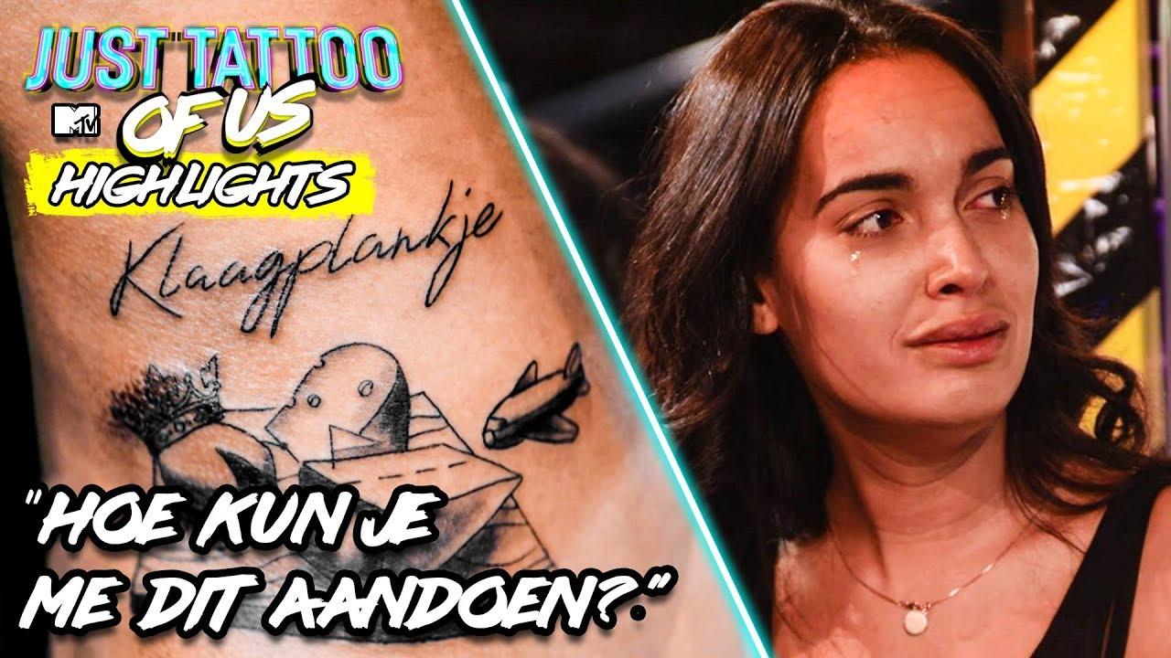Heb Ik Hier 8 Uur Voor In De Stoel Gezeten Just Tattoo Of Us Benelux Highlights