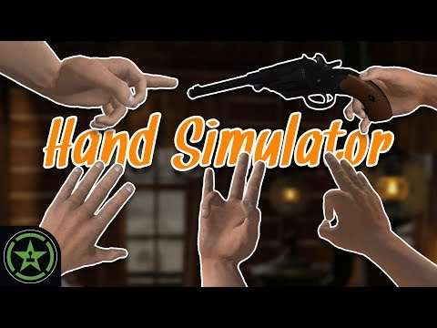 Let's Play - Hand Simulator - Wild West