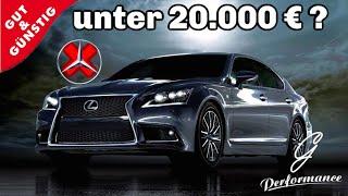 Günstige Luxusautos, die zuverlässig sind für unter 20.000 € | G Performance