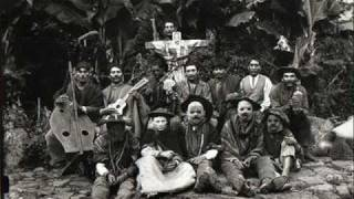 CACHUA SERRANITA (Anónimo, S. XVIII) - Códice Trujillo del Perú o Martínez Compañón (Perú)