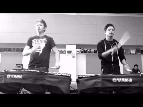 Klein Forest High School Drumline (tenors)