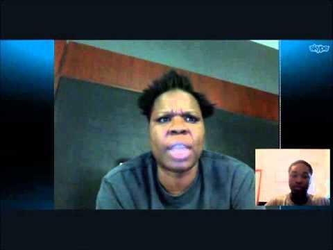 Comedian and SNL writer Leslie Jones Exclusive Interview