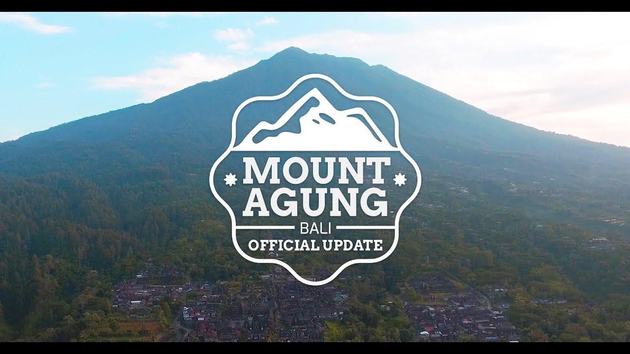 MOUNT AGUNG BALI OFFICIAL UPDATE - Dash Hotel, Seminyak, Bali 2017-12-08 03:32