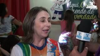 FENERJ Jaguaribe - Escola Aprender Brincando Criança agente entende