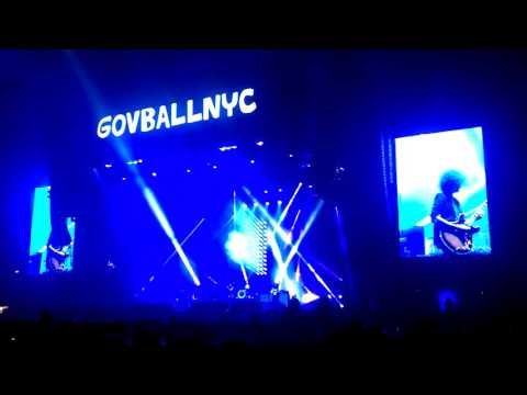 The Killers - Obstacle 1 (Interpol Cover) Governor's Ball NYC 2016