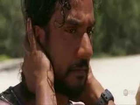 Lost 4x01: Hurley and Claire hear about Charlie's death