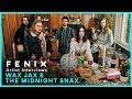 Capture de la vidéo Wax Jax And The Midnight Snax - Artist Interview | Fenix