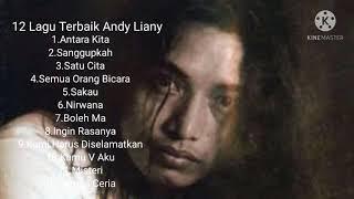 12 Lagu Terbaik Andy Liany