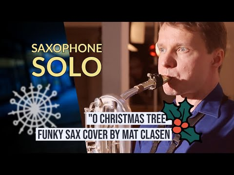Special Saxophone Version of the German Christmas-Song