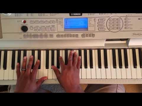 "BRANDY ""BROKENHEARTED"" Feat. WANYA MORRIS PIANO TUTORIAL"