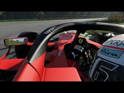 F1 2019 ITALIAN GP LAST TO ? AS CHARLES LECLERC! F1 2019 Challenge!
